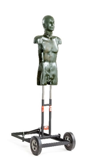 CroMagnon 3-D Tactical Self-Healing Target